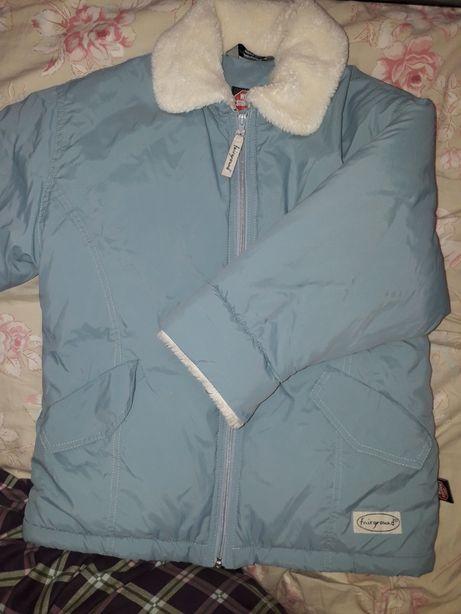 Продается детская курточка на деаочку