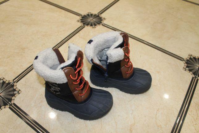 Дитячі зимові чобітки OshKosh р.23(7)