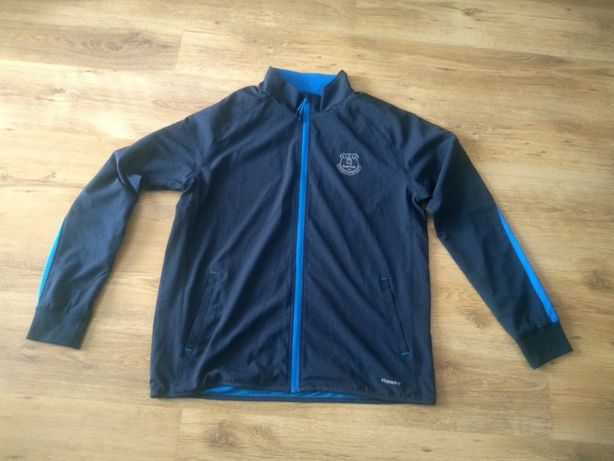 Bluza sportowa Fc Everton L koszulka piłkarska meczowa xl dres kurtka