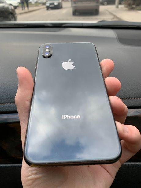 Iphone X 64gb Space Grey rsim