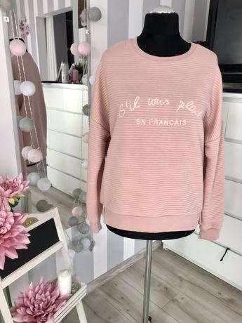 Rozowa bluza Amisu rozm 40