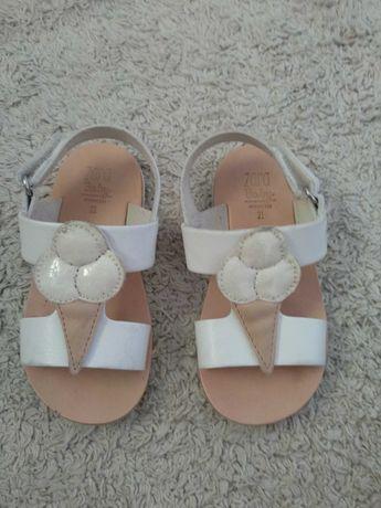 Buty dziecięce  sandały Zara roz. 21
