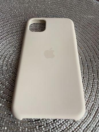 Etui iPhone 11 białe (plecy)