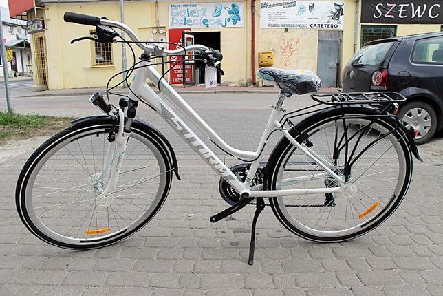 """Polski rower trekingowy Sthorm Marathon 1,0 28"""""""