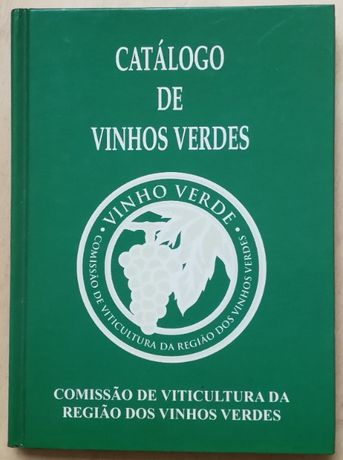 catálogo de vinhos verdes, comissão de viticultores região vinhos