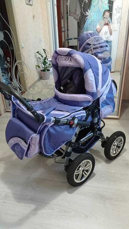 Детская коляска VICTORIA Gold 3 в 1