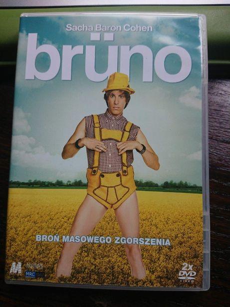 Sacha Baron Cohen w filmie BRUNO na dvd