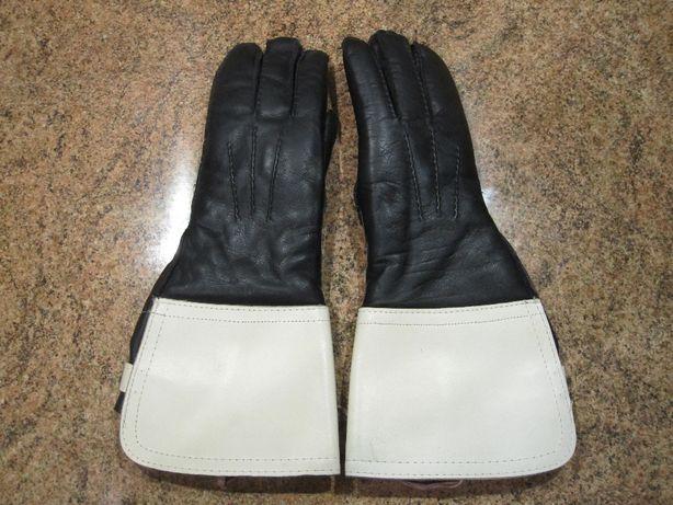 Rękawice motocyklowe milicyjne Unikat