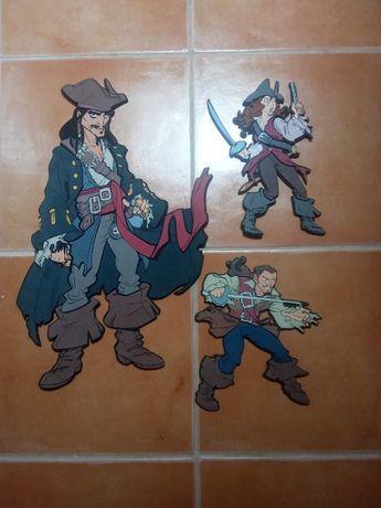 Decoração - Piratas das Caraíbas