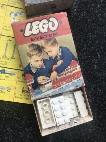 Lego system vintage