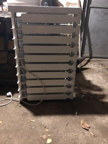 Радіаторна Батарея на 10 секцій