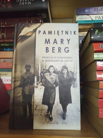 Mary Berg - Pamiętnik Mary Berg. Relacja o dorastaniu w warszawskim ge