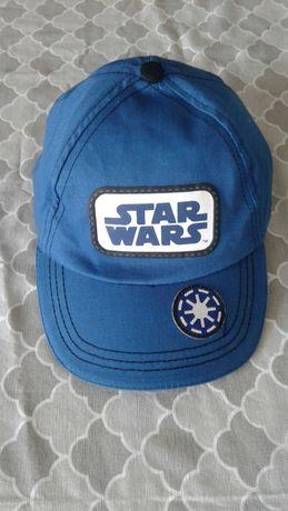 Nowa czapka z daszkiem chłopięca 52