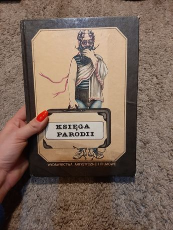 Księga parodii - Danuta Sykucka