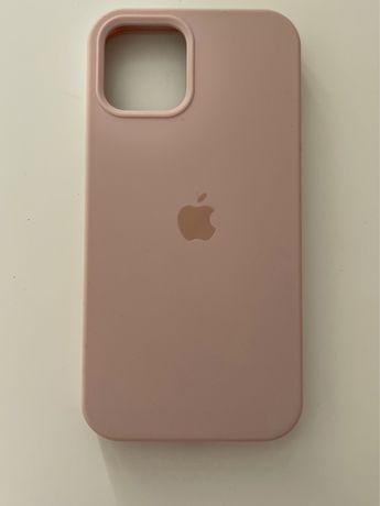 Capa Iphone 12 Rosa Pastel