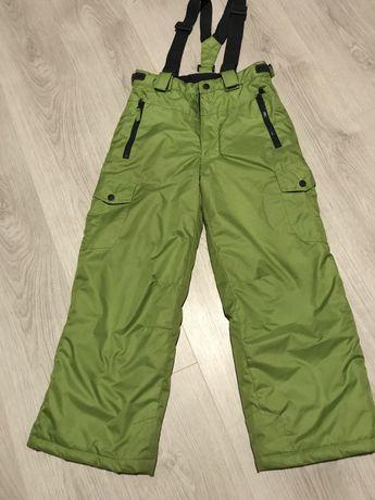 Горнолыжные штаны, оливковый цвет