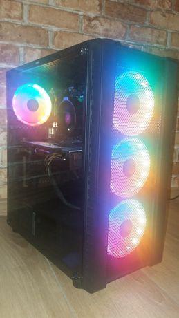 Ryzen5 2600/SAPHHIRE RX570 NITRO+/16gb/Игровой ПК, системный блок, ком