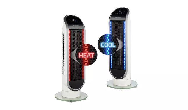 Termowentylator Ciepło zimno Dimplex MaxAir Bluetooth 2500W Polecam