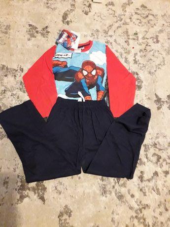 Piżama Spiderman roz.110/116