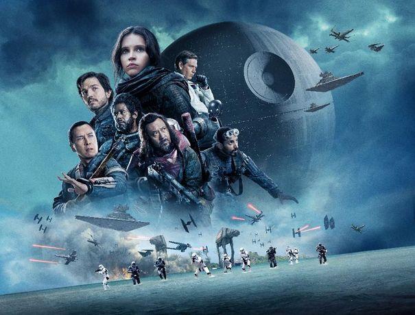 Изгой-Один. Звёздные Войны: Истории /Rogue One: A Star Wars Story 2016
