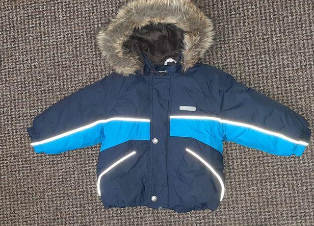 Продам зимний костюм, комбинезон Lenne, Лене,Ленне 74+6 см