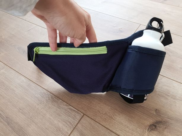 Поясная сумка (бананка) на пояс спортивная