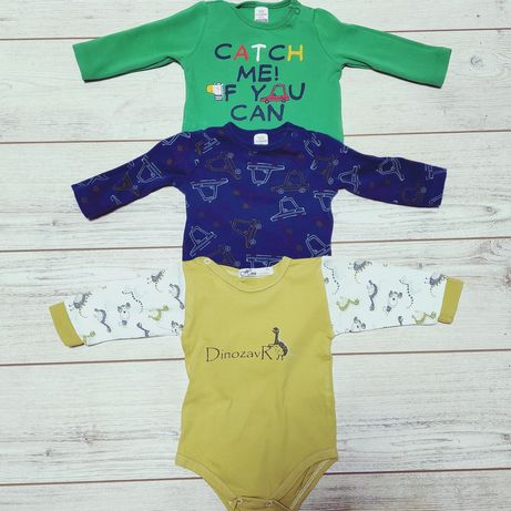 Одежда на малыша 3-6 мес