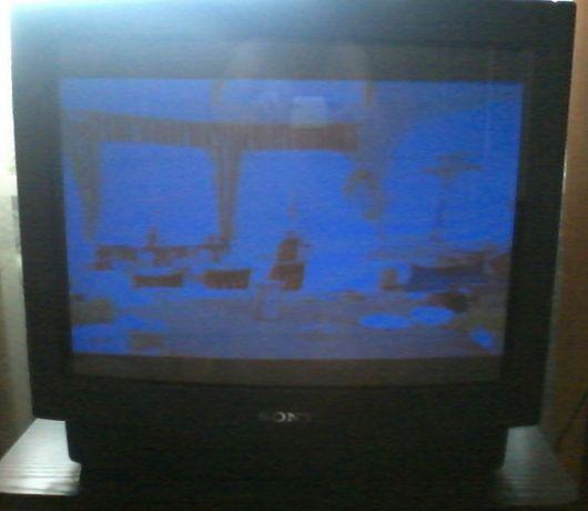 Telewizor SONY Trinitron '21' cali.