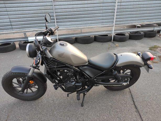 ПРОДАМ Honda CMX 500 Rebel