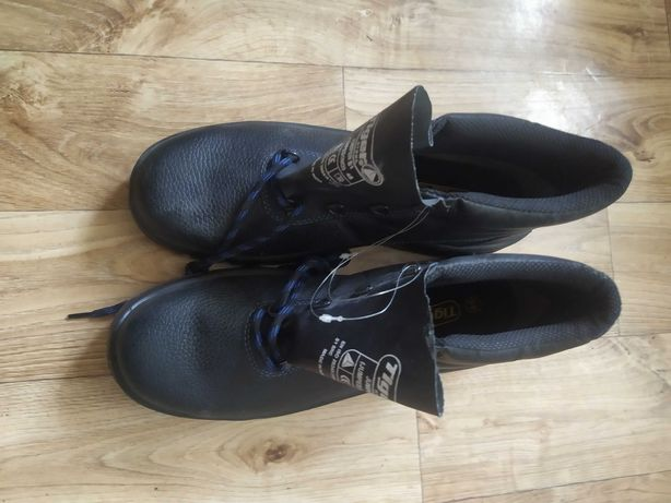 nowe buty robocze Tiger Steel, rozmiar 45