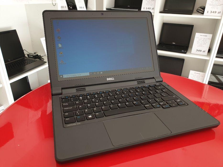 Dell Latitude 3160 4GB n3050 Intel 120SSD  Poleasingowy FV23% GW12
