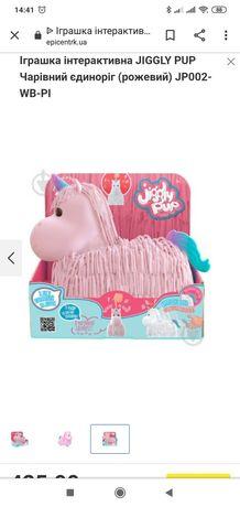Интерактивная игрушка Jiggly Pup Волшебный единорог