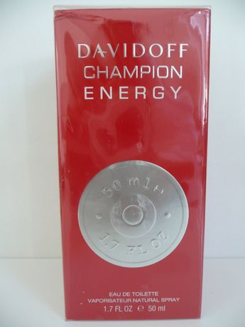 Davidoff Champion Energy woda toaletowa 50 ml