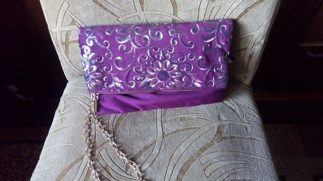 Нова сумка-клатч Primadonna (Італія)