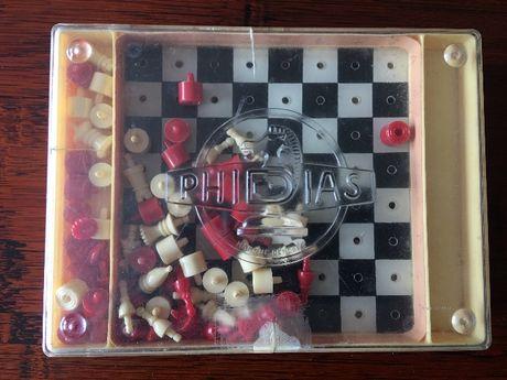 Tabuleiro de xadrez para viagem