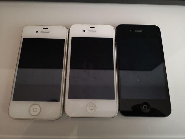 IPhone 4s 3 sztuki