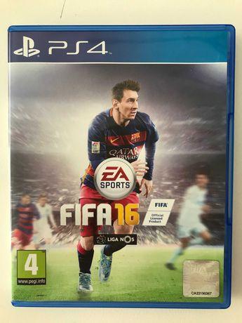 Jogo PS4 - FIFA 16