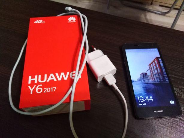 Sprzedam Huawei Y6 2017