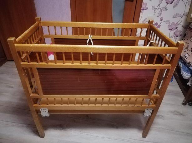 Продам дитячу кроватку