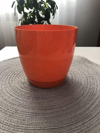 Doniczka plastikowa oslonka 12 cm