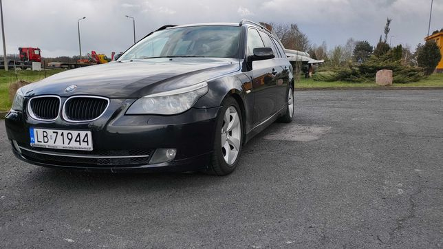 BMW seria 5 250D E61 177km