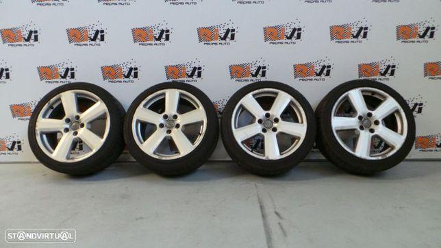 Jantes Audi A4 Sline / Seat / Volkswagen / Skoda / Outros - 5x112 8J ET43 - Pneus 235 40 R18