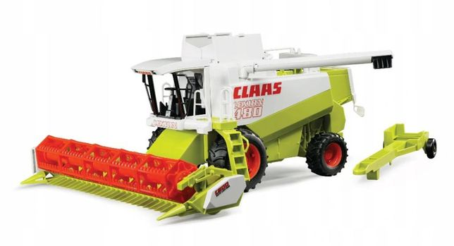 Zabawka Bruder Kombajn Zbożowy Claas Lexion 480 / 02120