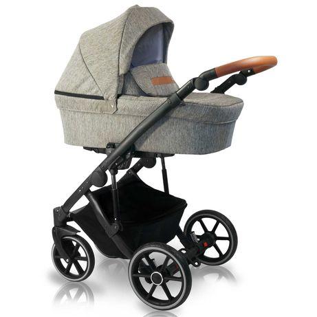 Детская коляска BEXA LINE 2 в 1 (+автокресло с адаптерами)