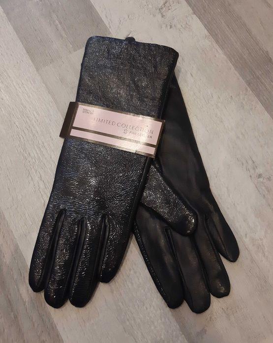 Nowe Skórzane Rękawiczki Marks&Spencer Słupsk - image 1