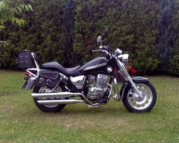 Motocykl Romet R250 Chopper 2012 super stan