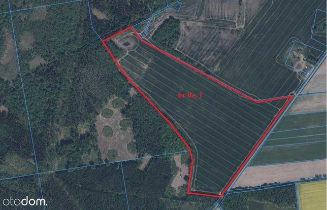 Działka rolna 25,6972 ha Smólsko, gm. Resko