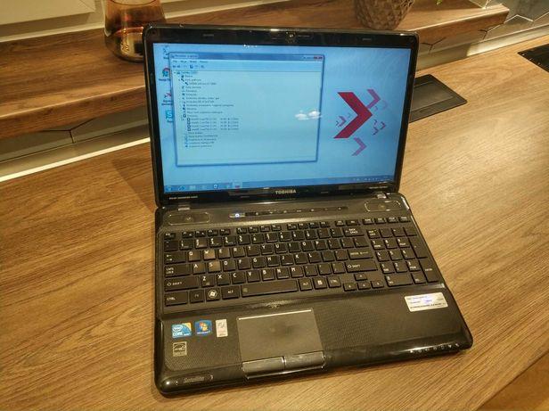 Toshiba A660 i3-330m/4gb Ram/320gb Dysk/GeForce GT330