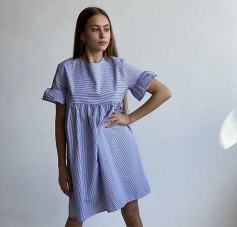 Платье 100% коттон