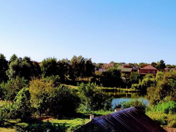 Участок 7 соток Винницкие Хутора, р-н Гроша возле озера